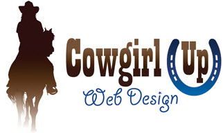 CowgirlUp Webdesign header image